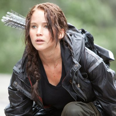 Katniss - Hunger Games - Novel Conclusions - Writing Blog - Christi Gerstle