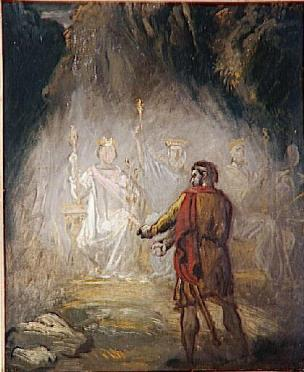 MacBeth apparition - why read classic literature - enjoying the classics - Novel Conclusions - Christi Gerstle - literary blog - writing tips