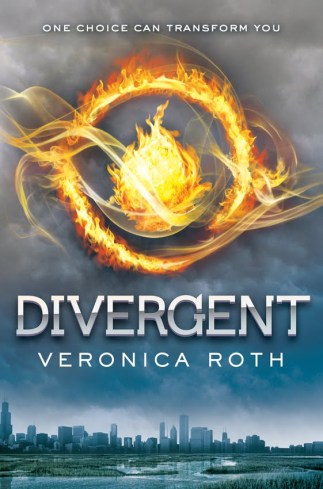 Divergent - Veronica Roth - Novel Conclusions - literary blog - writing tips