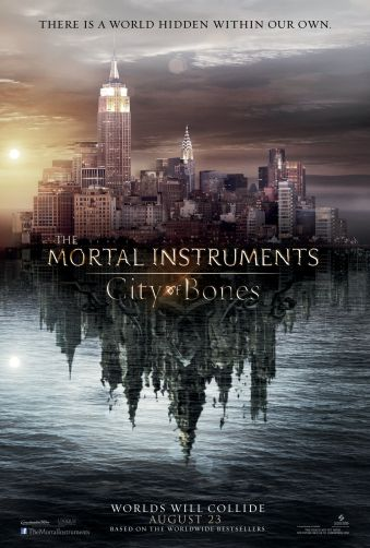 The Mortal Instruments: City of Bones - Cassandra Clare - Lily Collins - Lena Headey - Jocelyn Fray - Clary Fray - Novel Conclusions writing blog