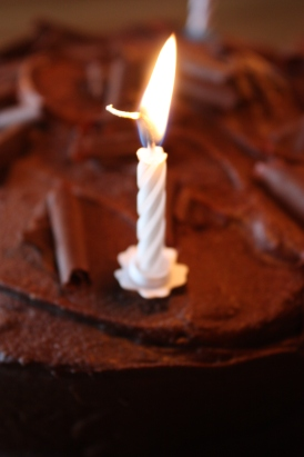Blog Anniversary - blogging tips - writing tips - Novel Conclusions literary blog - birthday candle