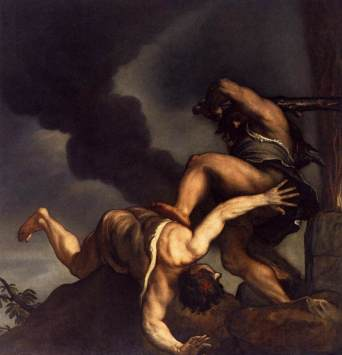 Cain and Abel - Building Complex Characters - Compelling Characters - Novel Conclusions - literary blog - writing tips