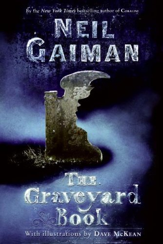 Neil Gaiman - Graveyard Book - Novel Conclusions - writing blog - literary blog